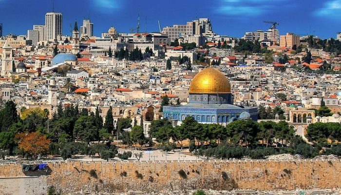 13 Facts about #Jerusalem