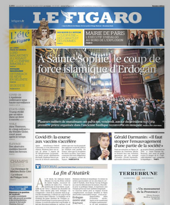 Le Figaro 20-07-25